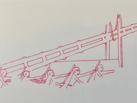 Byblos Ship 10: Mast and Yards