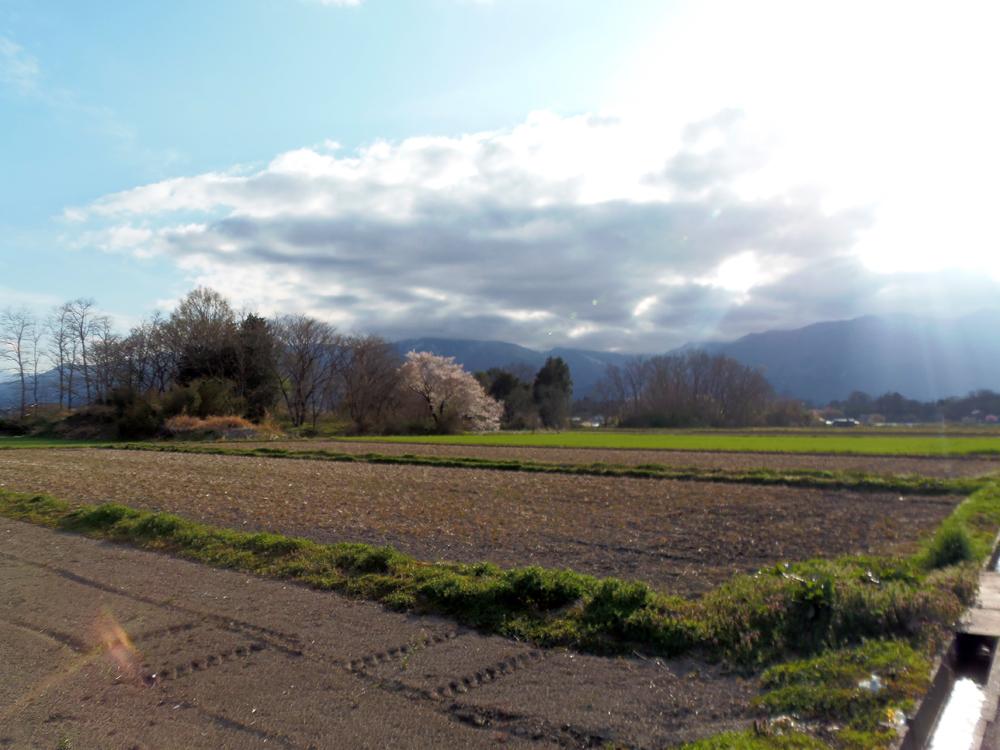穂高の春 1