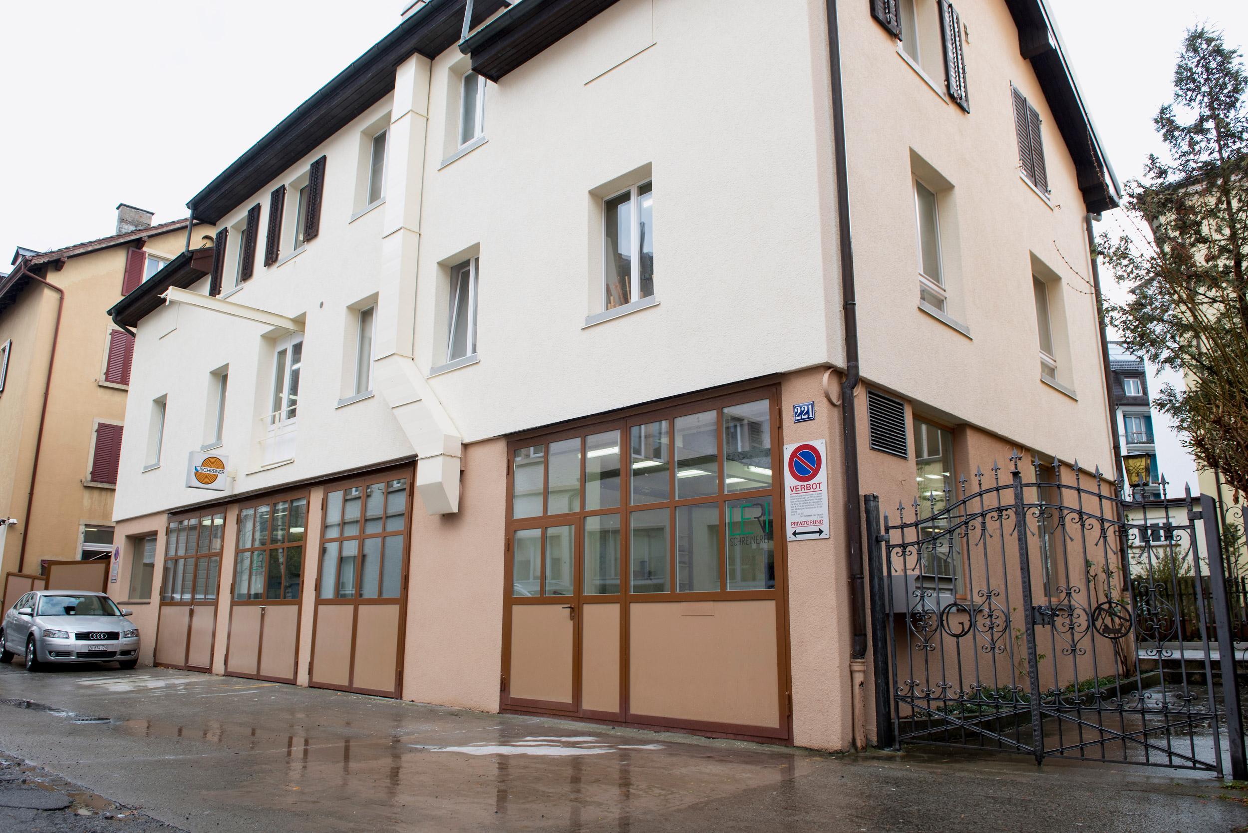 LERI Schreinerei AG Zürich