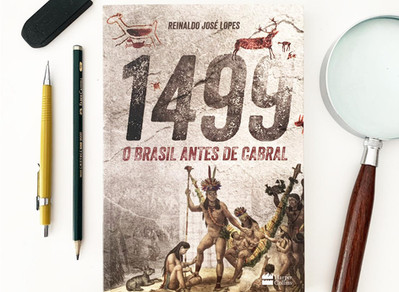 Livro: 1499 o Brasil antes de Cabral