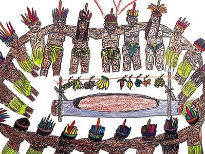 Publicações sobre os povos originários do Brasil