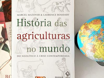 Livro: História das agriculturas no mundo