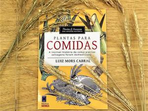 Livro: Plantas para comidas