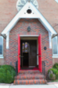 St. George's Episcopal Church Pennsville NJ, Saint George's Church