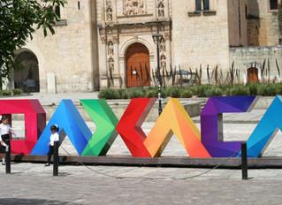 Travels in Mexico:   Oaxaca