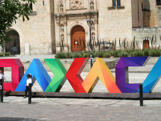 Travels in Mexico:   Oaxaca