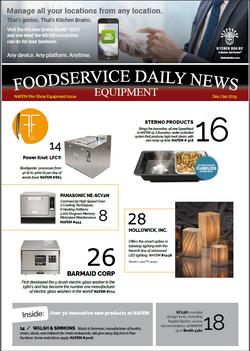 Food Fair NAFEM Issue 2019
