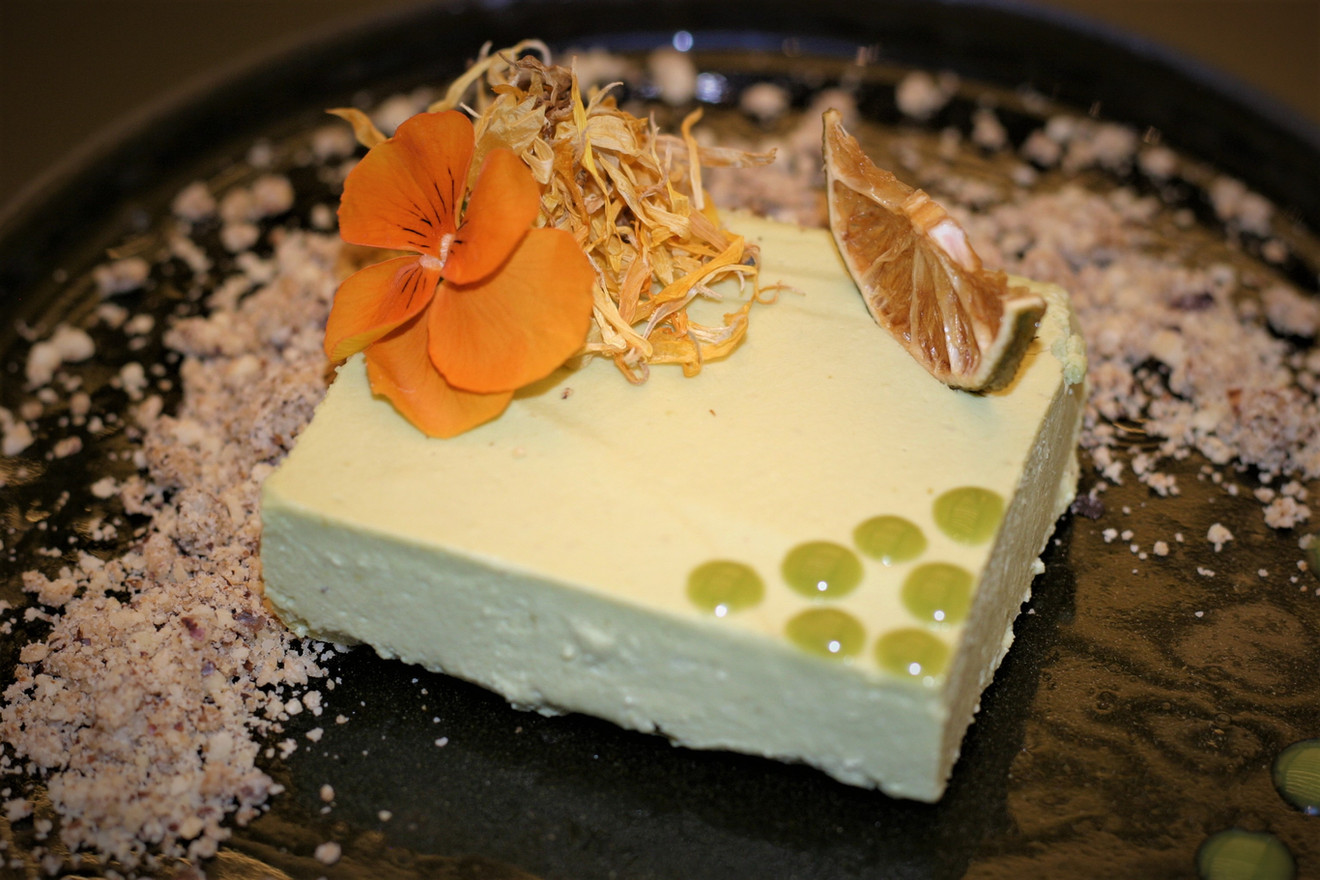 LIME CHEESE CAKE