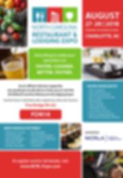 North Carolina Restaurant & Lodging Expo Food Fair Magazine