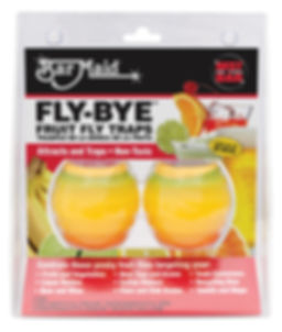 Bar Maid Fruit Fly Traps