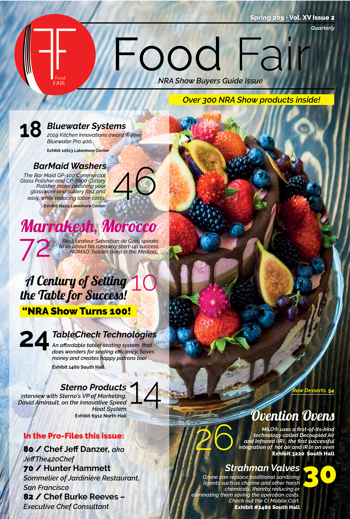 Food Fair 2019 NRA Issue