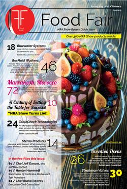 Food Fair 2019 NRA Issue