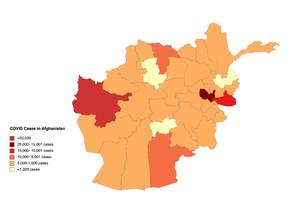 COVID-19 in Afghanistan Under Taliban Rule