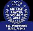 Crystal Travel Britist Travel Awards