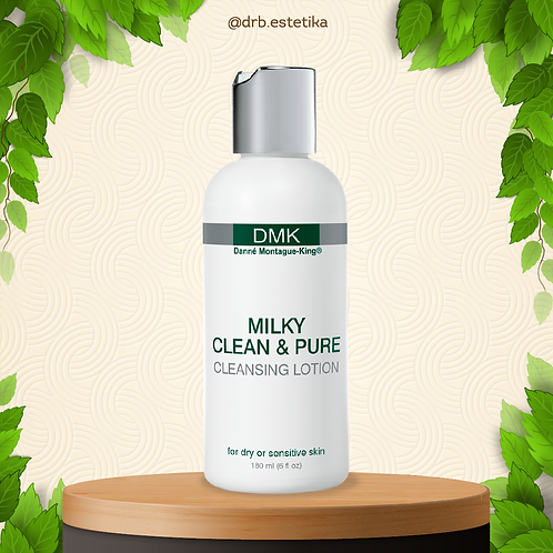 Milky Clean & Pure (Cleansing Lotion)