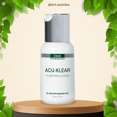 Acu-Klear (Purifying Lotion)