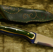 Wild Earth blade and sheath
