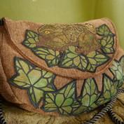Ivy and toad handbag