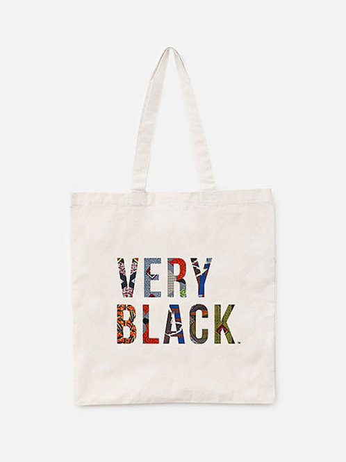 The Very Black Project x 14+ Foundation Tote Bag