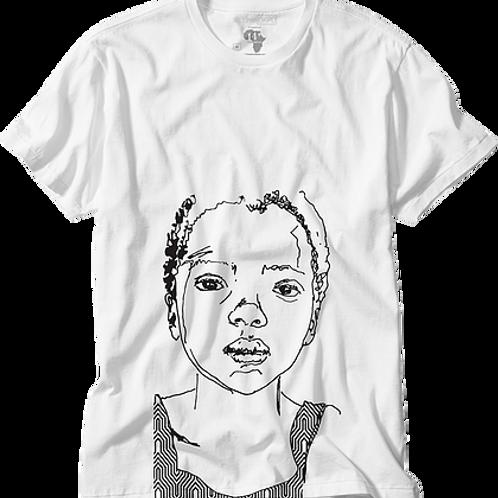 William Okpo x Randy Antonia Lott T-shirt (Agnes)