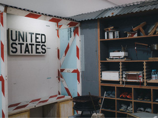 "A Look Inside Tom Sachs' ""Tea Ceremony"" Exhibition"