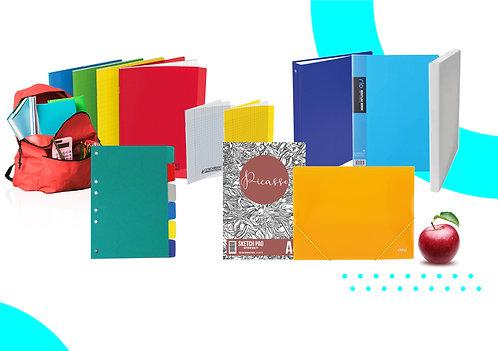 Le Pack Cahiers et Classeur CE2