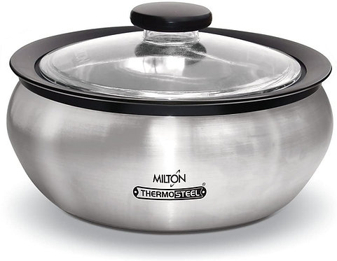 Milton Thermo Stainless Steel Insulated Casserole
