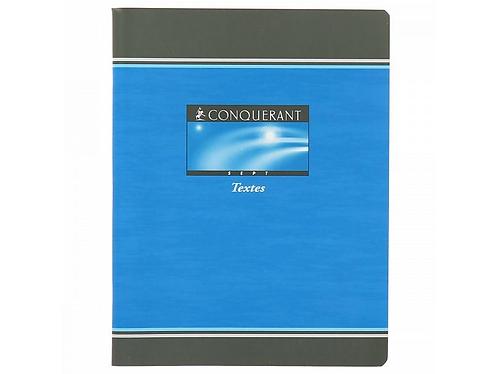 Conquerant Cahier de Textes