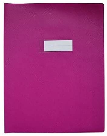 Protège cahier Très épais 17x22 Violet opaque
