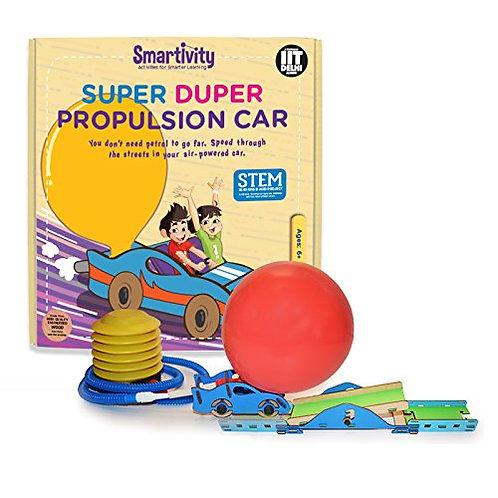Smartivity Super Duper  Propulsion