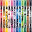 Thumbnail: Maped Feutre Color Peps Monster x12