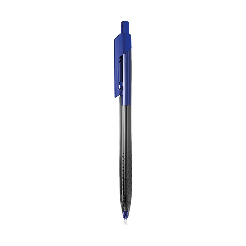 Deli Stylo a bille 0.5mm - Bleu