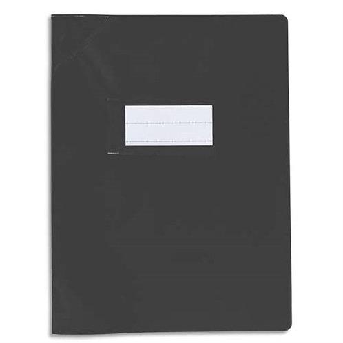 Elba Protège Cahier A4 Noir