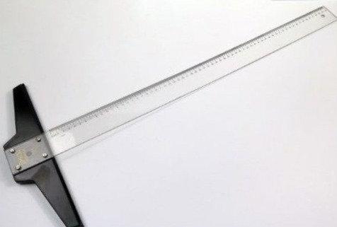 Omega T-Square Slide Fit 60cm