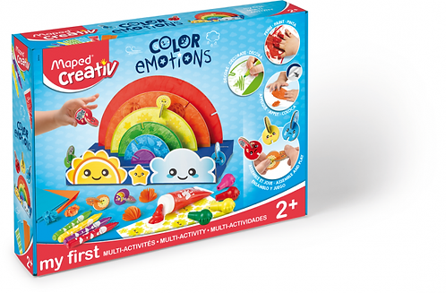 Maped Early Age - Multi Activity Rainbow
