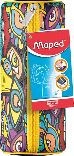 Maped TROUSSE VIDE TUBE BOY STREET ART