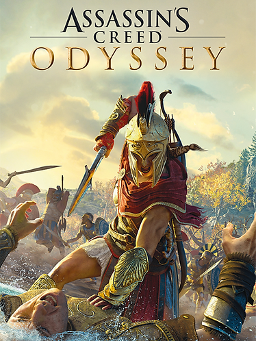 ASSASSIN'S CREED ODYSSEY Agenda