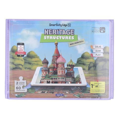 Smartivity Heritage Structure