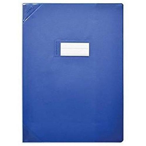 Elba Protège Cahier A4 Blue