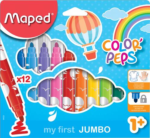 Maped Feutres Color'Peps Maxi Jumbo