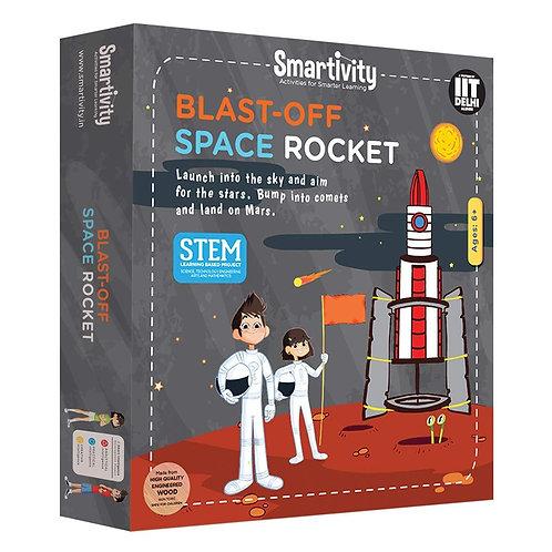 Smartivity Blast Off Space Rocket