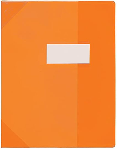 Elba Protège Cahier 24x32 Orange