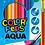 Thumbnail: Maped Crayons de coloriage en bois pour aquarelle avec pinceau