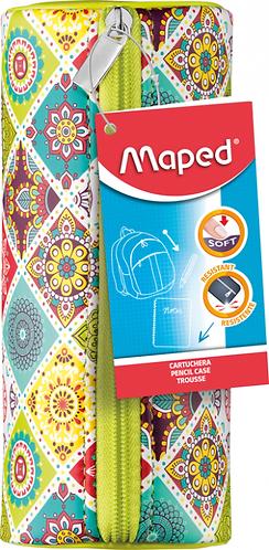 Maped Trousses tube durables Mosaic