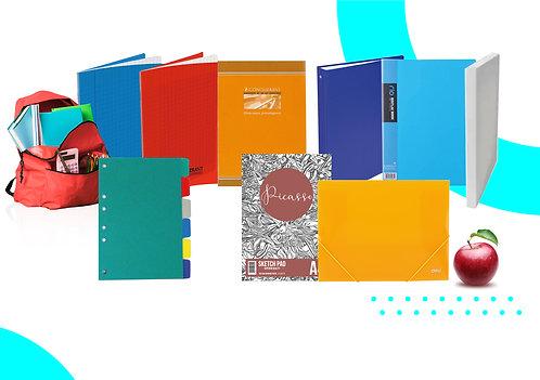 Le Pack Cahiers et Classeur CE1