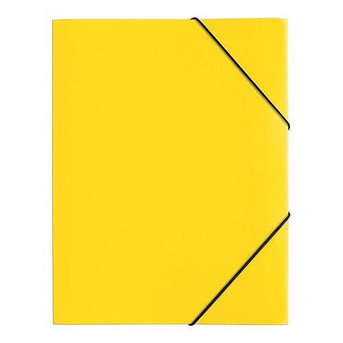 Pochette à élastique A4 en carton
