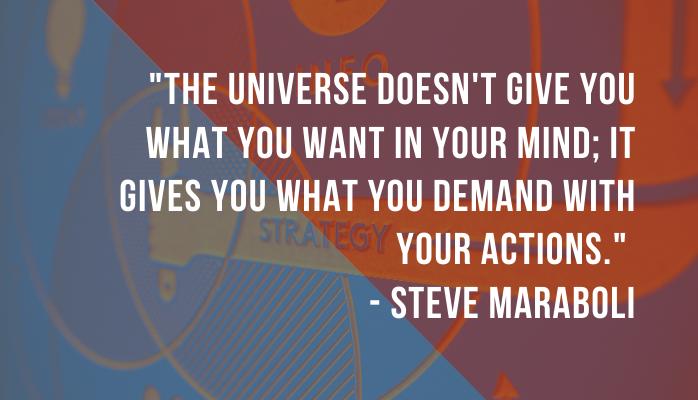 Steve Maraboli is an International Speaker, Behavioral Scientist, & Business Consultant * Published Writer * Veteran * Martial Artist