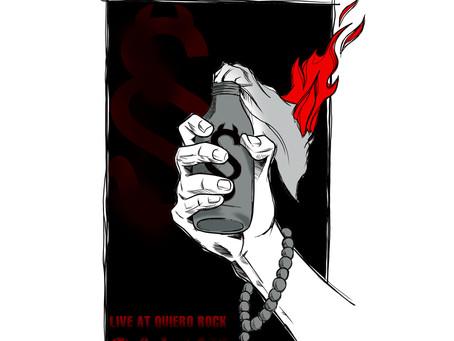 Lançamento do single SALVE! (Live at Quiero Rock)