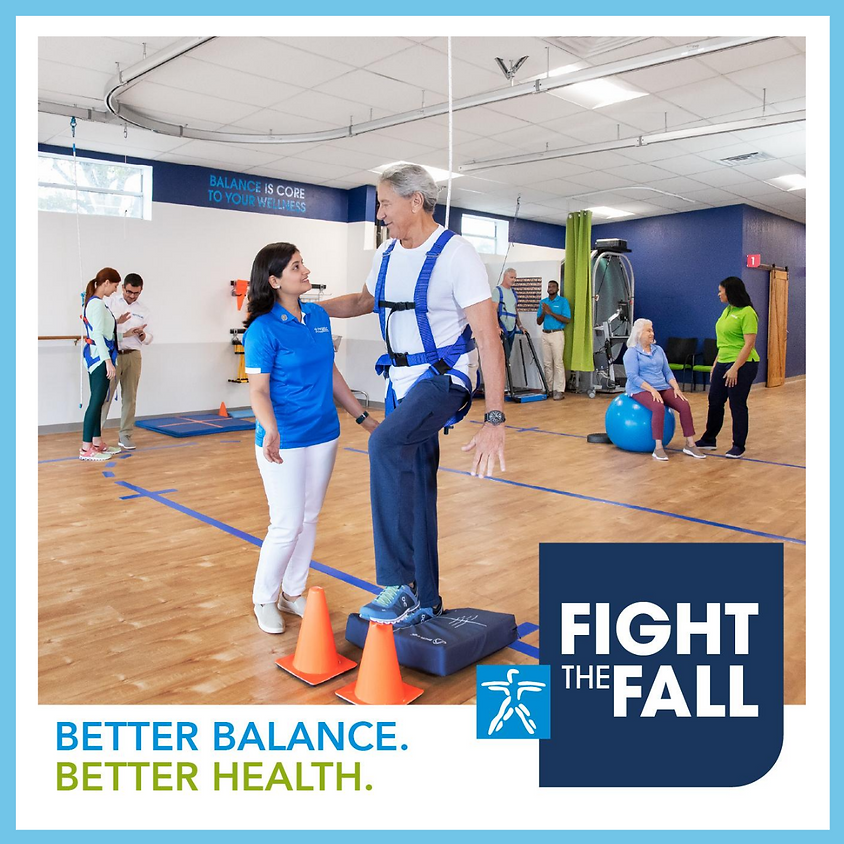 Fall Prevention & Facts