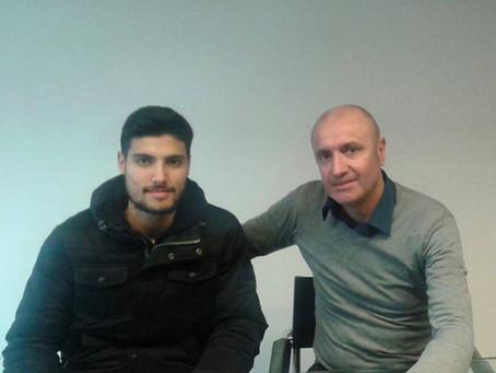 Filipe Almeida renova com a MC Striker!!!